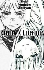 Killua X Lectora  by DeniOkomuraZoldyckKe