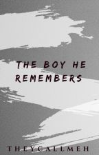 The Boy He Remembers - Troyler AU by TheyCallMeH