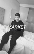 Market (Namjoon) by 1NS1DE
