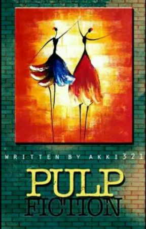 Pulp Fiction by akki321