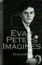 AHS EVAN PETERS IMAGINES by ahsger