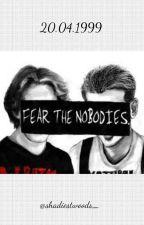 fear the nobodies | eric harris by shadiestwoods_