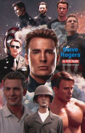 STEVE ROGERS TYPE'S by -whiteshadows