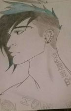 My Drawings by Levis_Mine_Bitxhes