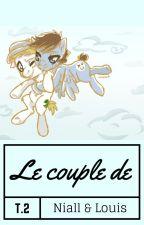 Le couple De Niall Et Louis [Tome 2]  by MoiLarryJaime