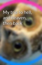 My trip to hell, and heaven, then back by cat_bostick