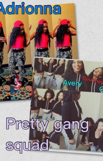 Pretty gang  sqaud (ft. Tre and jalen brooks)