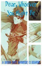 Dear Whoever You Might Be ~Robin (Boy Wonder) X Reader~ by IAmDawnDagger