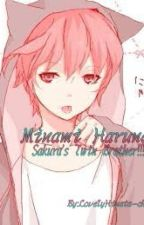 Minami Haruno(Sakura's Twin Brother!!)[ON HOLD] by LovelyHinata-chan