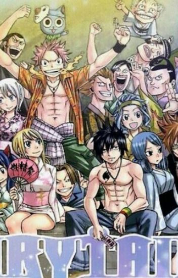 Fairy Tail Futur ^^
