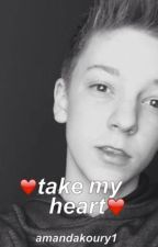 take my heart || weston koury by amandakoury1