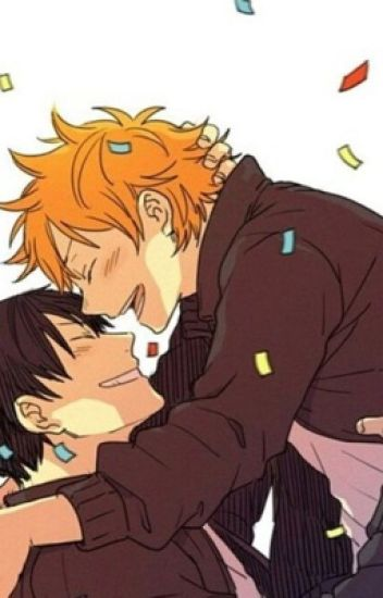Kagehina - What love's suppose to feel like