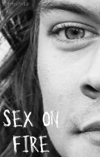 Sex On Fire // Larry by 1DFrenchy13