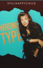 Wrong type //h.s. [SK] ✔️ by stillhappychild