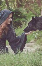 La mirada del lobo by Little_wolf97