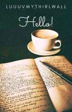 Hello! ✖ clifford ✔ by luuuvmythirlwall