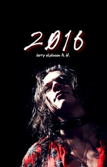 2016 // larry stylinson au //