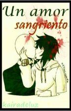 Un Amor Sangriento (jeff X Slenderman)  by kairadeluz