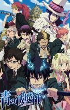 Blue Exorcist One Shots by HalfwayToFlying