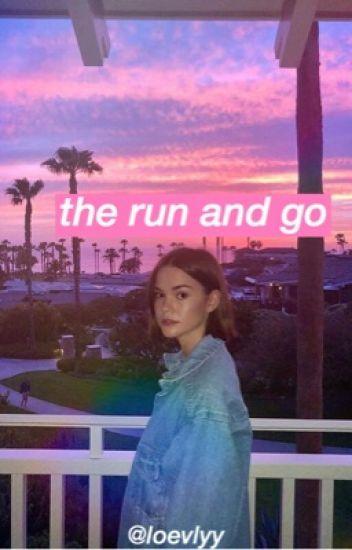 the run and go // jd // AU // #Wattys2017