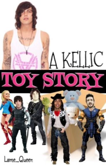 A Kellic Toy Story (boyxboy)