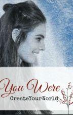You were. [Ashton Irwin] by -CreateYourWorld-