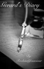 Gerard's Diary • Frerard by Rockisalifesaviour