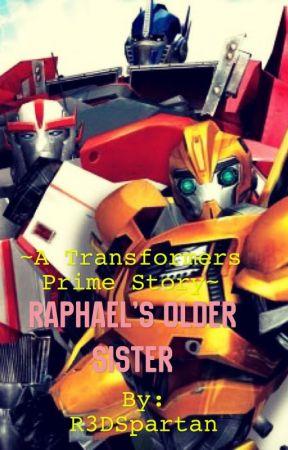 Rafael's Older Sister - Intro - Wattpad