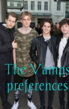 The Vamps preferences by Wubwubcrazy