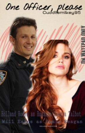 One Officer, please (Jamie Reagan Fanfic) - 11: I really
