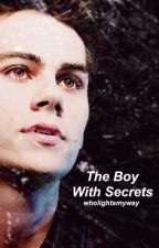 The Boy With Secrets by wholightsmyway
