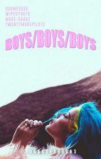 boys/boys/boys • 5SOS by handsforguns