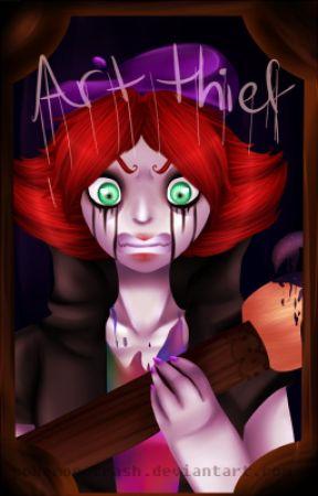 Art Thief [Miraculous Ladybug FanFic] - Art Thief - Wattpad