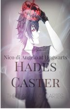Hades Caster | Nico di Angelo at Hogwarts by TheDiAngeloDiaries