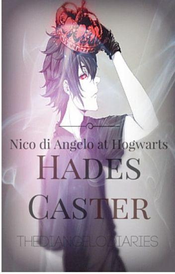 Hades Caster | Nico di Angelo at Hogwarts