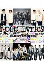 Kpop Lyrics by Goal_Digger002