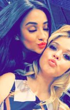 Behind the Scenes/Emison-Sashay Fanfic by writingthingss