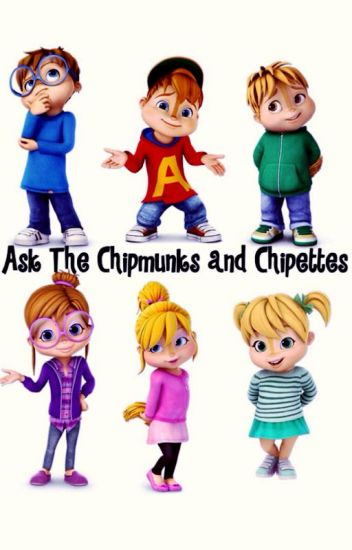 Ask The Chipmunks and Chipettes!