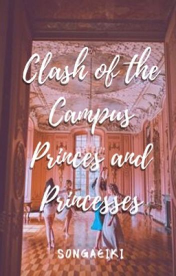 Clash of the Campus Prince and Princess (CCPP)