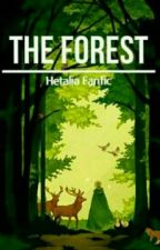 The Forest ➳ Hetalia Reader Insert by kispocke