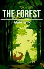 The Forest ➳ Hetalia Reader Insert by kispocke