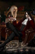 Vampire's Slave by DarkAngel1233211