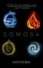 Somos 4 #GhostyA [Editando] by Jazive2000