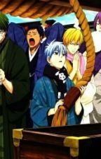 Kuroko no Basuke Drabbles by rey_asha