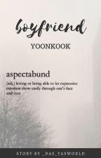 yoonkook. by CrxxpyWolf