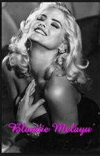 Blondie Melayu by danieldarwisy