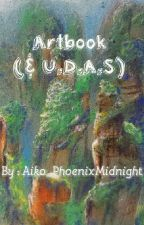 Artbook & U.D.A.S by Aiko_PhoenixMidnight
