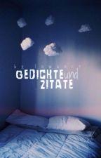 Gedichte & Zitate by Iawanar