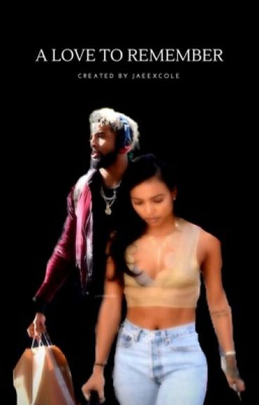A love to remember. | Karrueche Tran x Odell Beckham Jr