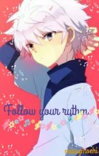 Follow Your Rythm (Killua X Reader) by missymochi